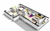 Apartament de vânzare cu 3 camere, Pacurari