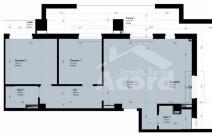 Apartament de vânzare cu 3 camere, Oancea