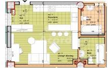 Apartament de vânzare cu o cameră, Centru