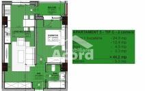 Apartament de vânzare cu 2 camere, Gara