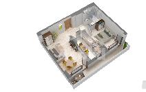 Apartament de vânzare cu 2 camere, Galata